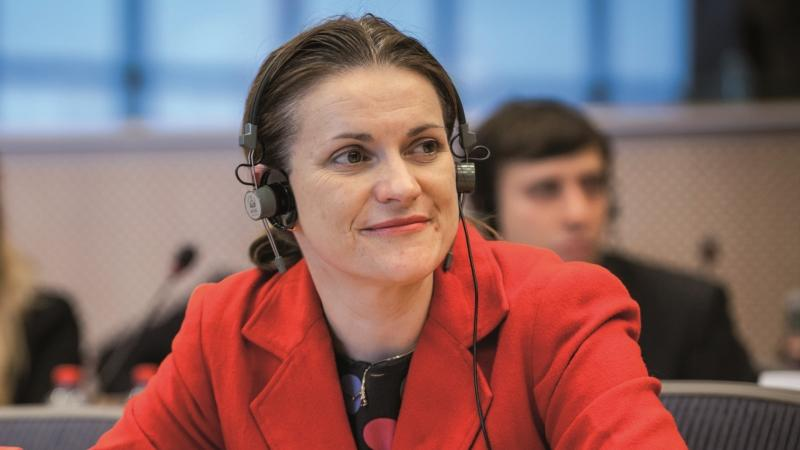 Catherine Stihler, Vice Chair of the Europen Parliament Committee on the Internal Market
